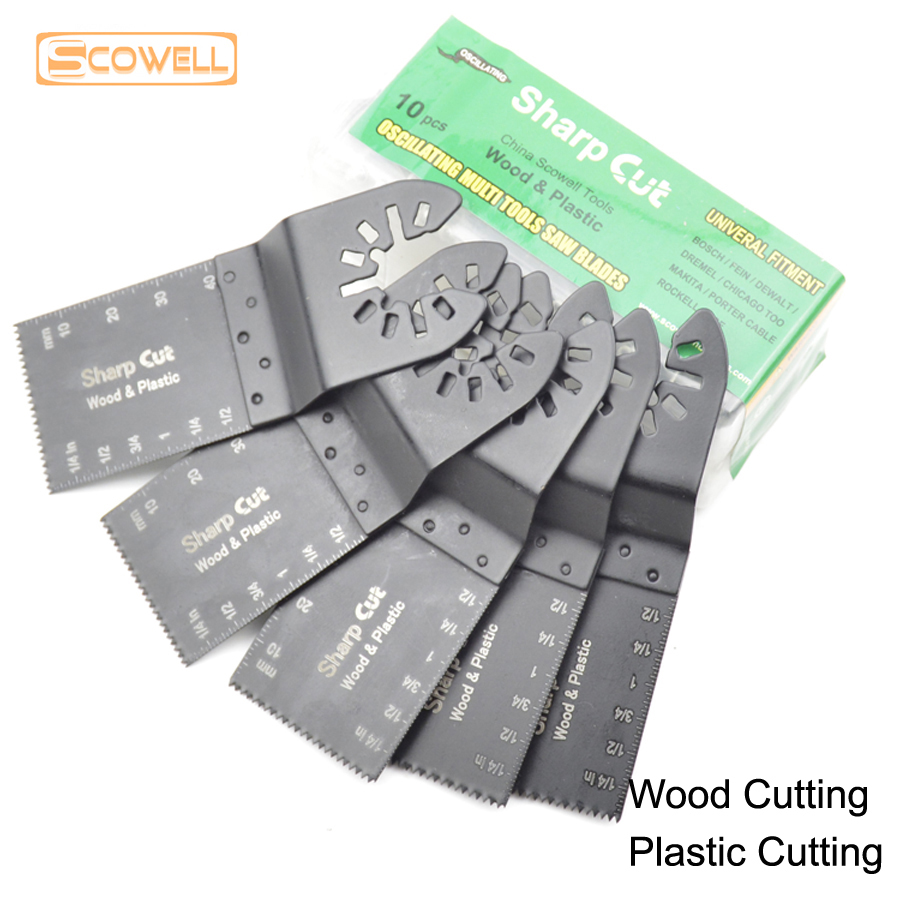 34mm Oscillating plunge Saw Blades for Wood