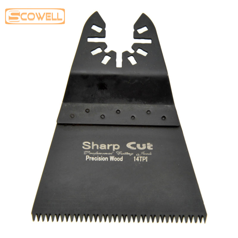 65mm Triangle Oscillating multi tool Saw Blades for Wood