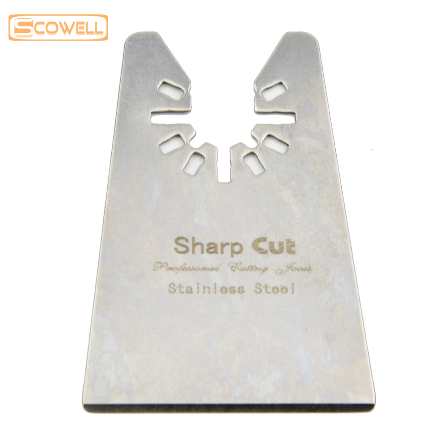 Stainless steel Oscillting Multi Tools Scraper Blade