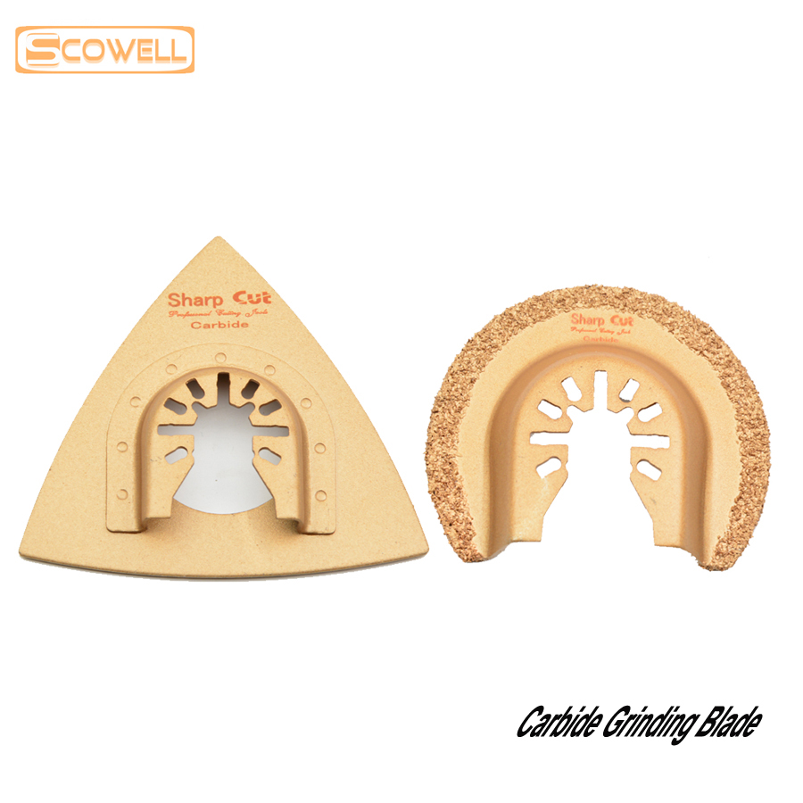 Carbide Oscillating Multi Tool Grinding Blade